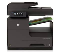 point d'encre le modèle Officejet Pro X576dw