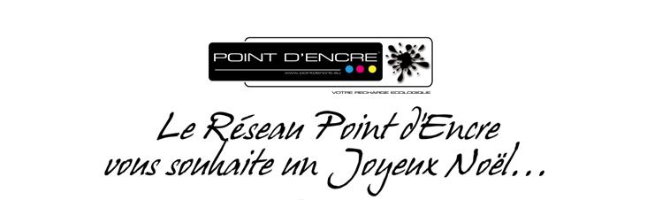 TOUTE L'EQUIPE POINT D'ENCRE VOUS SOUHAITE UN JOYEUX NOËL 2015 !!!