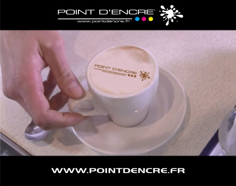 tassecafe POINT D'ENCRE