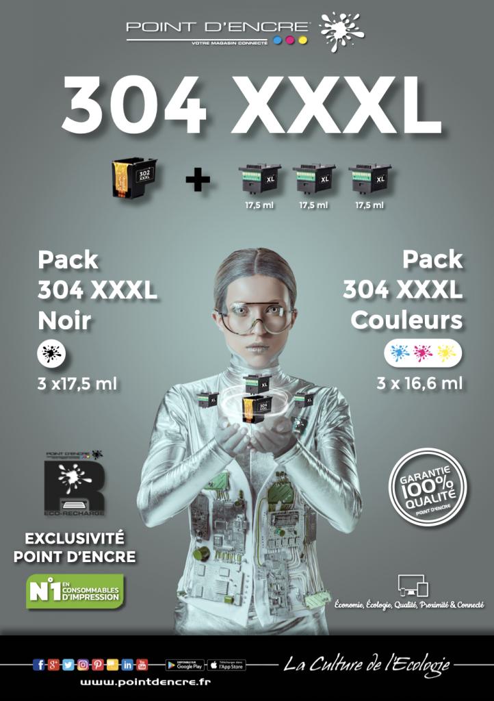 304XXXL POINT D'ENCRE