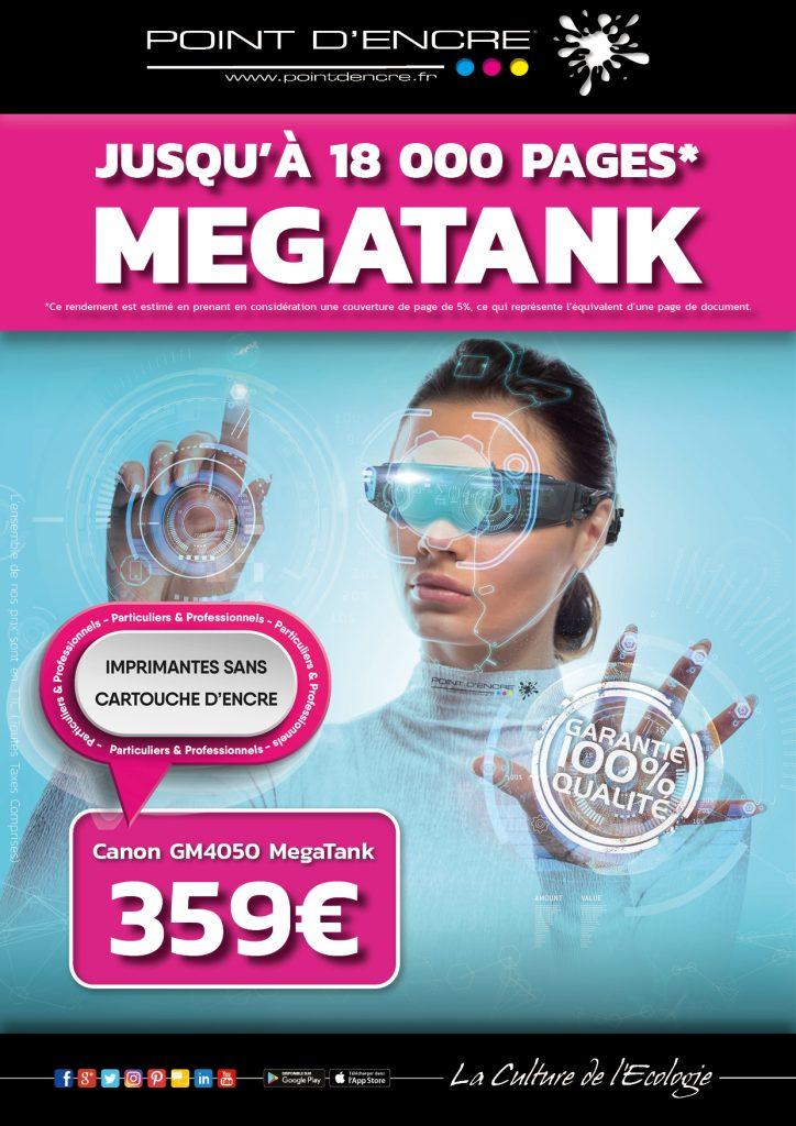 Canon Gm4050 Megatank